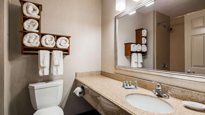 Best Western Cooperstown Inn & Suites - Cooperstown - Μπάνιο