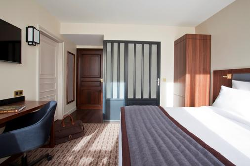 Best Western PREMIER Kapital Opera - Paris - Phòng ngủ
