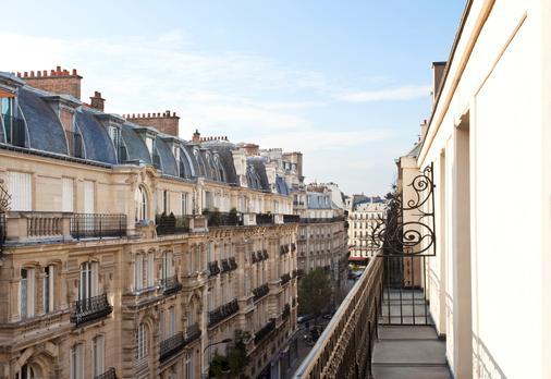 Best Western PREMIER Kapital Opera - Paris - Toà nhà