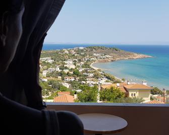 Chios Rooms Panorama - Karfas - Balcony