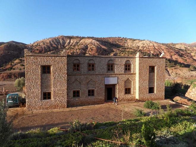Maison D'hôtes Agdal - Telouet - Building