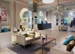 The Met Hotel - Leeds - Lobby