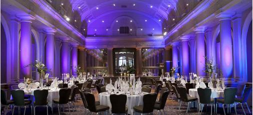 The Met Hotel - Leeds - Banquet hall