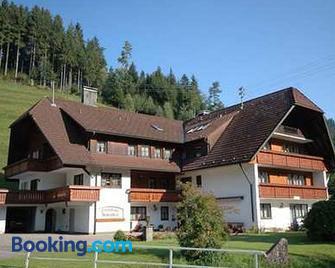 Gästehaus Absbachtal - Bad Rippoldsau - Gebouw