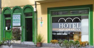 Hotel Aquamarina - Civitanova Marche - Vista del exterior