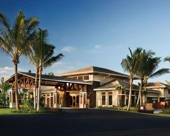 Kohala Suites by Hilton Grand Vacations - Waikoloa Village - Building