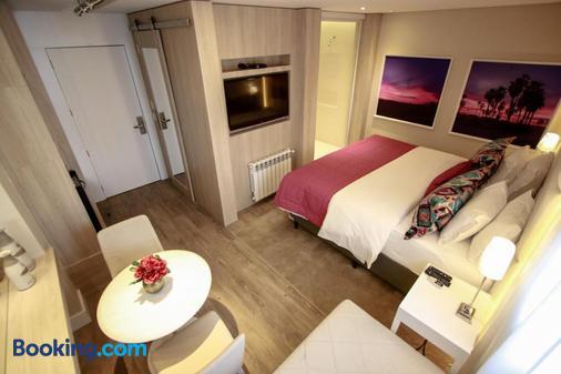 Hotel Cercano - Gramado - Bedroom