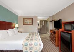 Ramada by Wyndham Houston Intercontinental Airport South - Houston - Makuuhuone