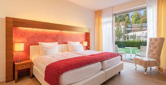 奧雷利阿水景溫泉套房酒店 - 巴登巴登 - 巴登-巴登 - 臥室