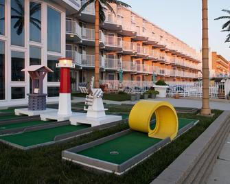 Shalimar Resort - Wildwood Crest - Building