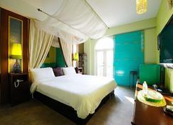 Raid Gardden Boutique Hotel - Magong City - Soveværelse