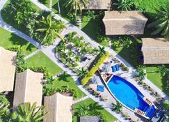 Magic Reef Bungalows - Rarotonga - Pool