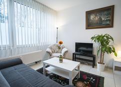Düsseldorf Comfort Apartment - Dusseldorf - Sala de estar