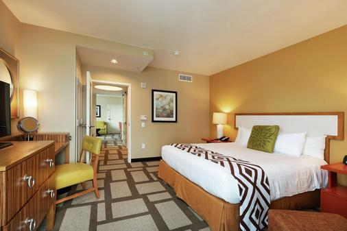 Embassy Suites by Hilton Houston Downtown - Houston - Makuuhuone