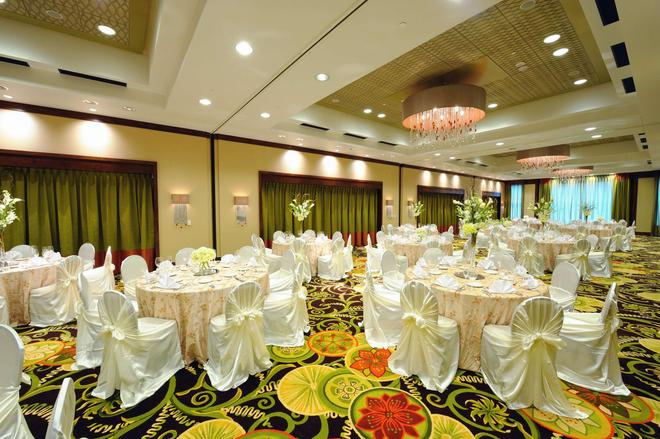 Embassy Suites by Hilton Houston Downtown - Houston - Sala de banquetes