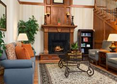Country Inn & Suites by Radisson, Columbia, MO - Columbia - Σαλόνι