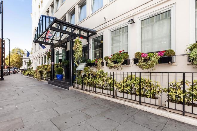 Ambassadors Hotel - Londres - Edificio