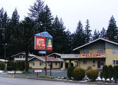 Swiss Chalets Motel - Hope - Κτίριο