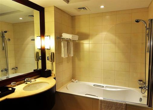 阿拉伯農場高爾夫俱樂部酒店 - 杜拜 - 杜拜 - 浴室