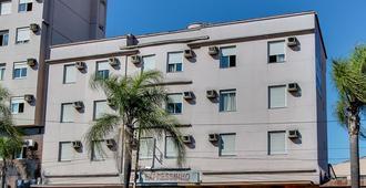Hotel Expressinho - Porto Alegre - Building
