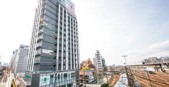ユニゾイン 新大阪 - 大阪市 - 建物