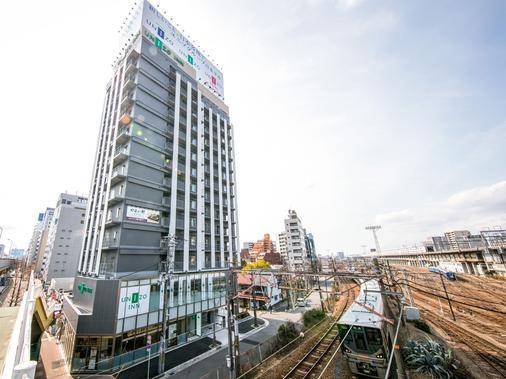 Unizo Inn Shin-Osaka - Οσάκα - Κτίριο