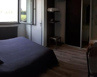 Aux Lilas De Mer - Le Crotoy - Schlafzimmer