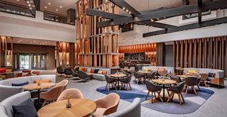 Stuttgart Marriott Hotel Sindelfingen - Sindelfingen - Restaurant