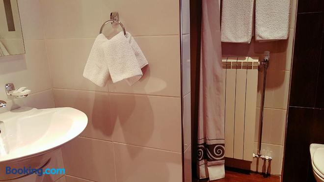 Vila Sigal - Pogradec - Bathroom