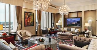 Taj Santacruz - Bombay - Sala de estar