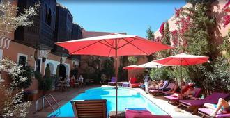 Les Borjs De La Kasbah - Marrakech - Piscina