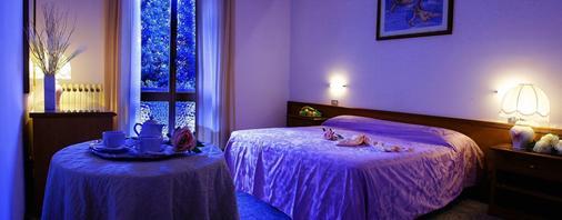 馬薩雷里酒店 - 洽西安諾泰梅 - 基安奇安諾泰爾梅 - 臥室