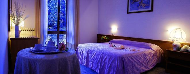 Hotel Massarelli - Chianciano Terme - Makuuhuone