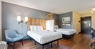 Extended Stay America - Seattle - Bellevue - Downtown - Bellevue - Schlafzimmer