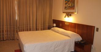 Gran Hotel Parana - Asunción - Schlafzimmer