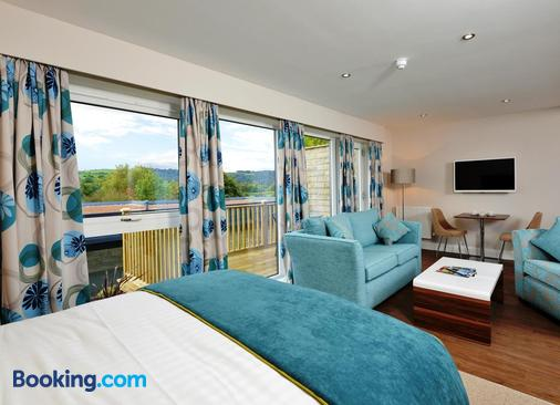 The View at The White Horse Woolley Moor - Chesterfield - Bedroom
