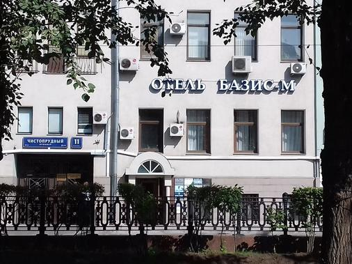 Basis-M - Moscow - Building
