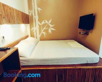 Amihan Seaside Inn - Bantayan - Schlafzimmer