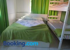 Bombinhas Pousada Camping - Bombinhas - Schlafzimmer