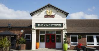 Kingstown Hotel by Greene King Inns - Hull - Toà nhà