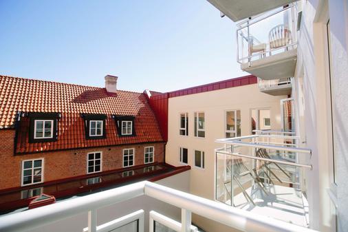 Best Western Plus Hotell Nordic Lund - Lund - Balcony