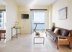 Faros apartments - Artémida - Living room