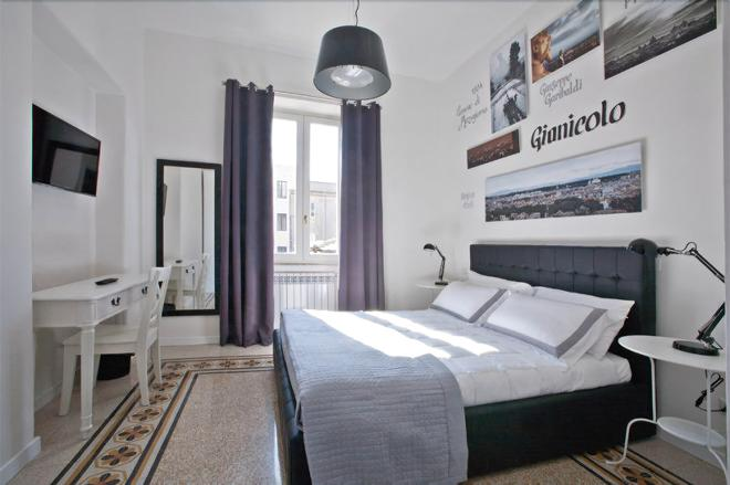 Saint Peter's Keys - Rome - Bedroom