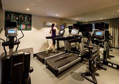 Brady Hotel Central Melbourne - Melbourne - Gym