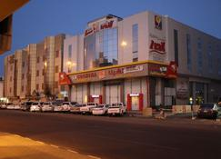 Lazourd Palace Hotel Apartments - Taif - Building