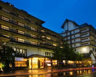 Tokiwa - Yamaguchi - Building
