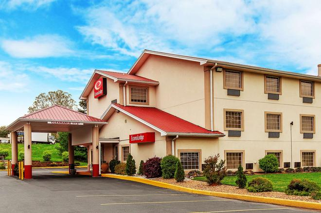 Econo Lodge - Rome - Building
