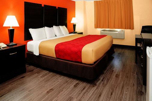 Econo Lodge - Rome - Phòng ngủ