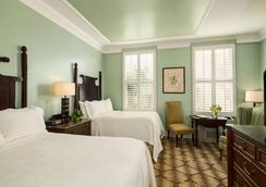 Andrew Pinckney Inn - Charleston - Κρεβατοκάμαρα