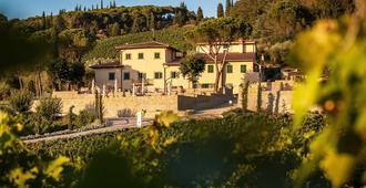 Villa Cilnia - Arezzo - Edificio